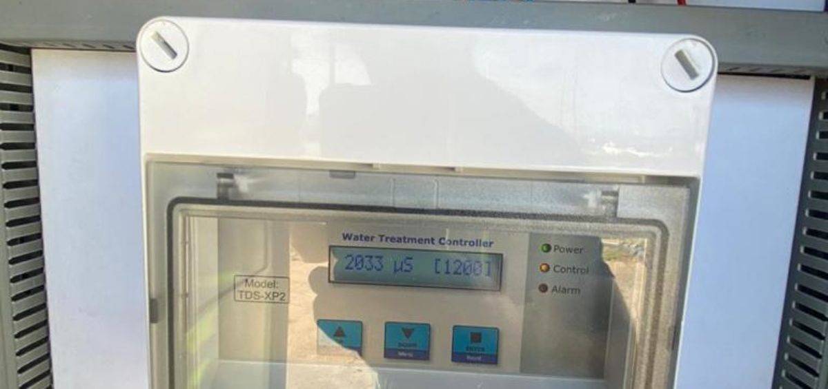 Watercare Innovations' Monitoring and Control Panels have been designed to meet the technical requirements of industrial water systems.