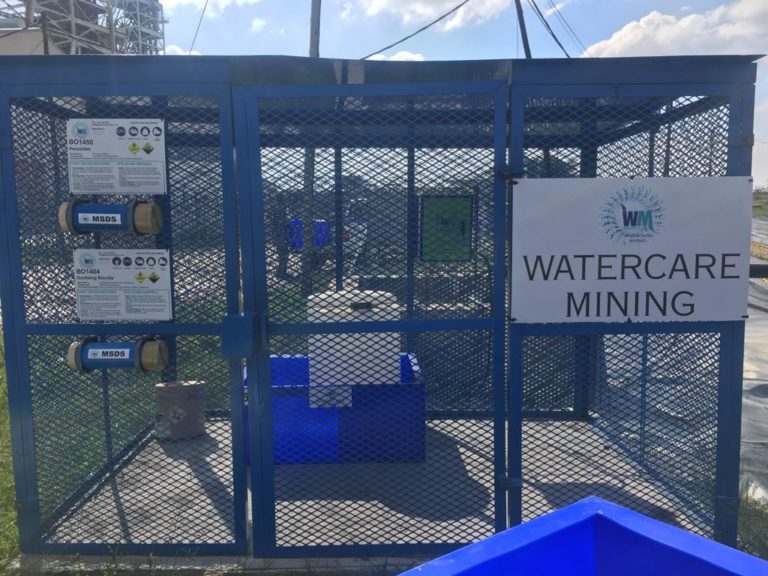 Watercare Mining's water management systems