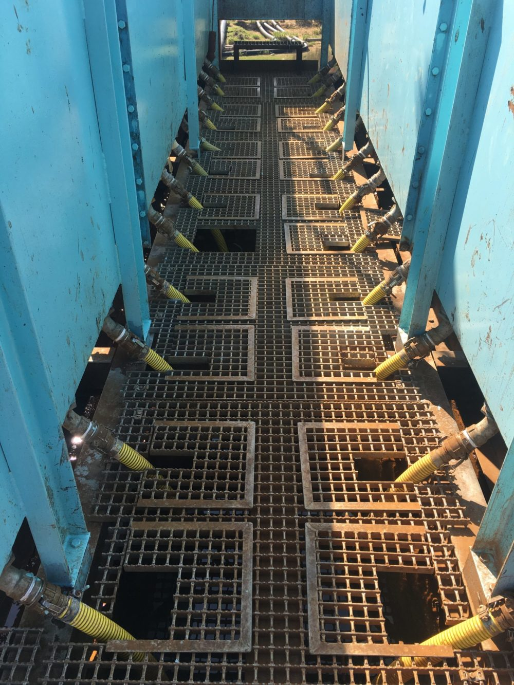 watercare mining high rate clarifier