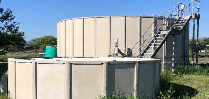 bulk water disinfection