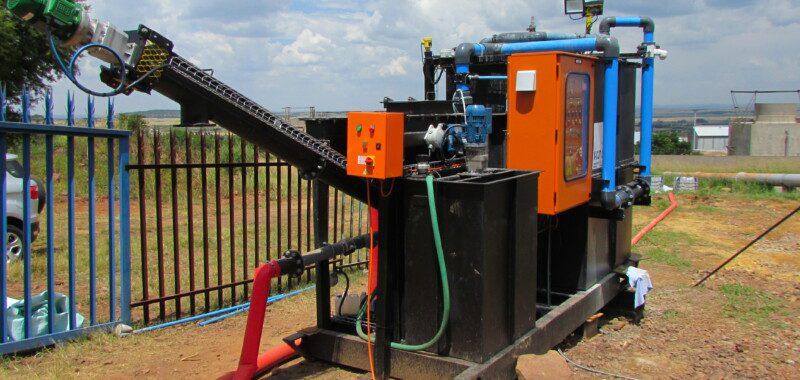 X-cut clarifier Watercare Innovations
