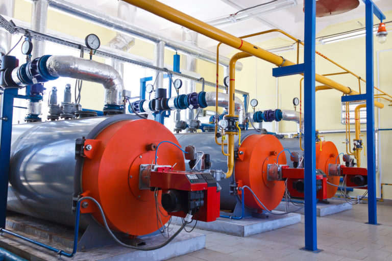 Boiler water treatment aims at preserving the boilers and their associated equipment from corrosion and inorganic deposit formation.